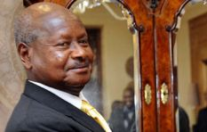 Fist fight erupts as Ugandan parliament debates scrapping presidential age limit