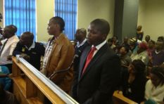 Jub Jub and co-accused released from behind bars
