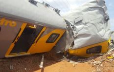 One person killed, more than 100 injured in a train crash near Tembisa