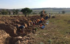 The NPA's Missing Persons Task Team opened 200 graves to find the Mamelodi 10