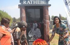 Dolly Rathebe tombstone unveiled as LeadSA Youth Hero flourishes