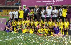 'Banyana did us proud and restored pride in terms of a winning culture' Safa CEO