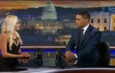 Trevor Noah schools 'colour blind' right-winger on racial politics