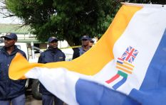 Afriforum's Ernst Roets defends social media post displaying old SA flag