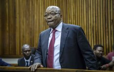 [LISTEN] Court to rule if state should continue paying Zuma's legal fees
