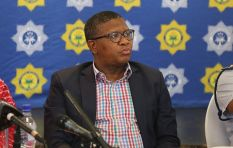 [LISTEN] Words you will hear today:  Mbarrested