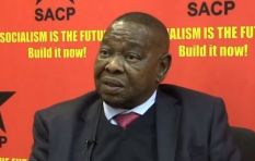 Blade Nzimande says attacks on Gordhan worrying, but mum on President's actions