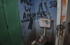 Mkhwebane met with stench of broken communal loos in Masiphumelele visit