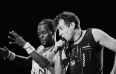 Johnny Clegg was a gift from God - Sipho Mchunu