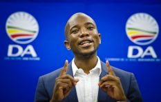 [LISTEN] Maimane claims contracts between Bosasa and Ramaphosa's son 'a front'