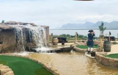 WC wine estate scores hole-in-one with new Pirate Adventure Golf course