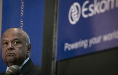 Pravin Gordhan explains Eskom's 'winter plan' to the nation on 'The Money Show'