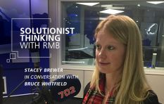 Solutionist Thinking: In Conversation with Stacey Brewer