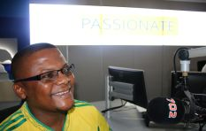 What crazy, funny Ndumiso Ngcobo looks forward to as Friday Stand-In