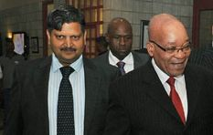 Dropping of charges leaves Guptagate wide open