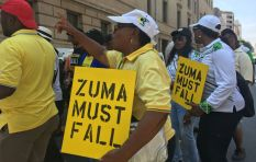 'There's nothing else the ANC can do, but keep on pressing Jacob Zuma to resign'