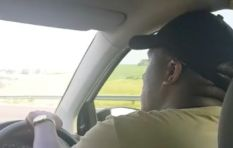 [WATCH] Opera-singing Uber driver blows Mzansi away with his  talent