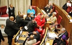 EFF members forcibly removed from NCOP