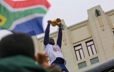 [WATCH] 'Tears of joy' as hometown hero Kolisi brings RWC trophy to Zwide