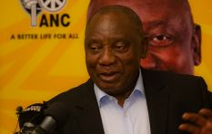 Ramaphosa answered probing questions at Sandton public engagement