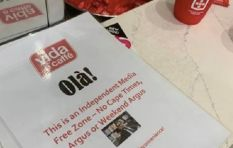 CT store was out of line for Independent Media boycott poster - Vida e caffè CEO