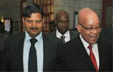 Guptas can run business empire from anywhere in the world - investor expert