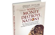 Author of 'When Money Destroys Nations' cautions SA to heed Greece's warning