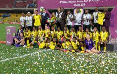 [LISTEN] Banyana Banayana coach on team's 'collective effort'