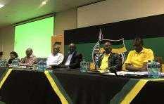 ANC NEC to hold special meeting to discuss Zuma's fate