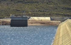 Cape dam levels rise above 65%