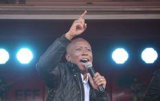 Political Desk: 'EFF's destruction is at the hands of Malema'