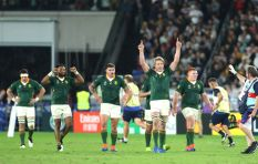 'We felt our fans' support all the way, we love them' - Springbok coach