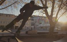 Meet Peter, a homeless Cape Town skater, not defined by his circumstances
