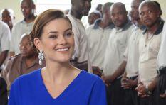 [LISTEN] Former Miss SA Rolene Strauss releases spoken word album