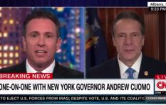 [WATCH] Cuomo brothers argue about who's their mum's favourite son on live TV