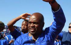 Some of Mahlangu's family approved Tshwane address, says Mayor Msimanga