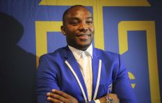 Benni McCarthy is officially in the CT City area