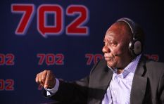 Ramaphosa: Yes I would believe Khwezi was raped