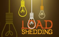 Weekend load shedding upgraded to stage 3