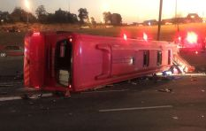 JMPD investigating cause of N12 bus accident