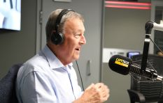 Broadcasting legend Jeremy Thompson chats about his book 'Breaking News'