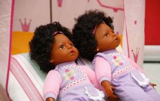 Struggle to find dolls that resemble daughter brings Baby Thando Doll to life