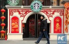 Starbucks sells more coffee in China than in the USA - analyst