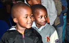 Emasi children's home gifted with R120 000 in Dis-Chem goods