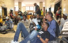 Why #UniteBehind had a sit-in at Cape Town Prasa offices
