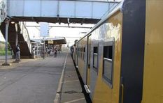 Metrorail central line trains suspended due to vandalism