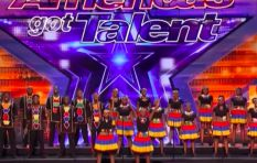 [WATCH] SA youth choir shines on America's Got Talent with 'My African Dream'