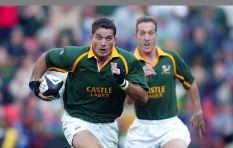 Chester Williams, Corne Krige share memories of Joost van der Westhuizen