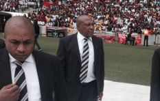 Bafana Bafana coach Shakes Mashaba fired