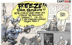 [CARTOON] It's Official: Zuma's a Sellout!